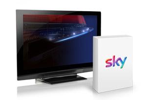A1 TV jetzt auch mit Sky