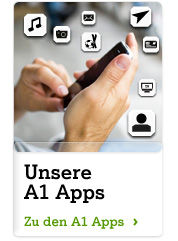 Zu den A1 Apps