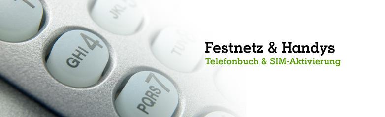 Festnetz & Handys