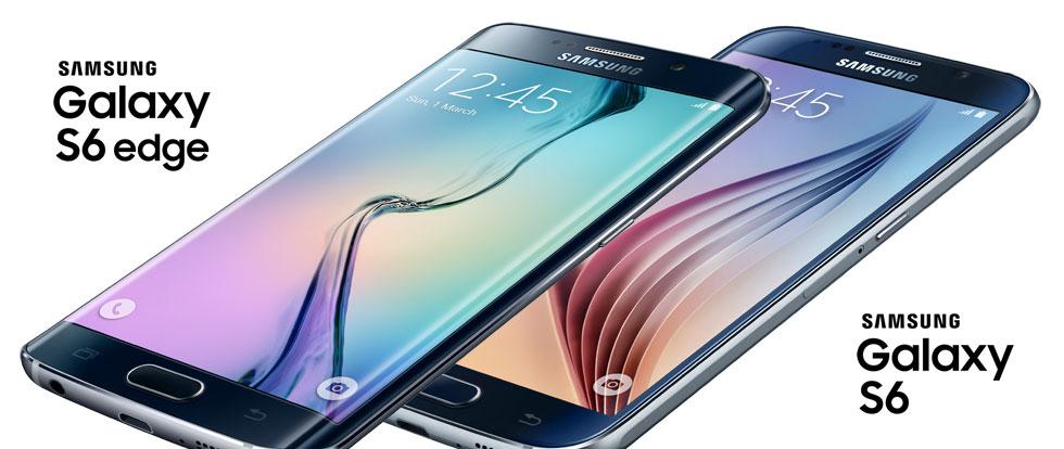 Die Samsung Galaxy S6 Familie - ab € 0,- bei A1