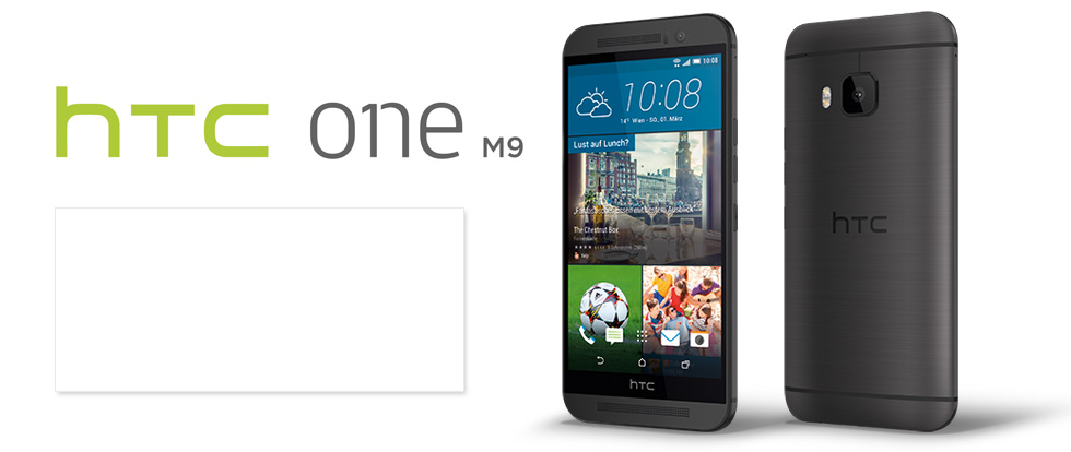 HTC One M9 bei A1